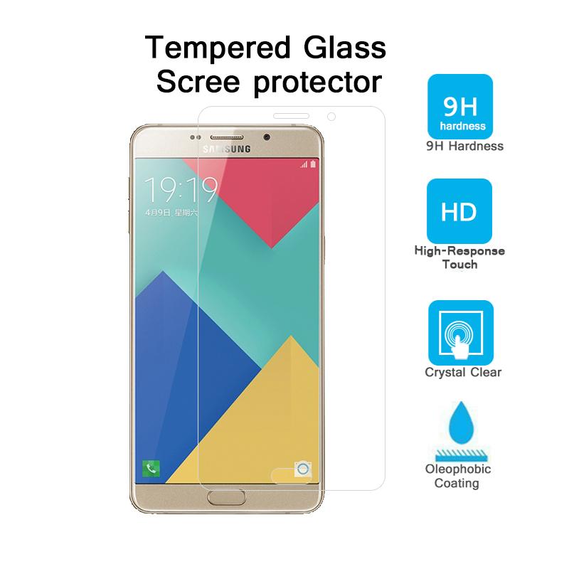 ฟิล์มกระจกนิรภัย 2.5D 9H (Samsung Galaxy A9 Pro)