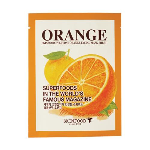 Skinfood Everyday Orange Facial Mask Sheet
