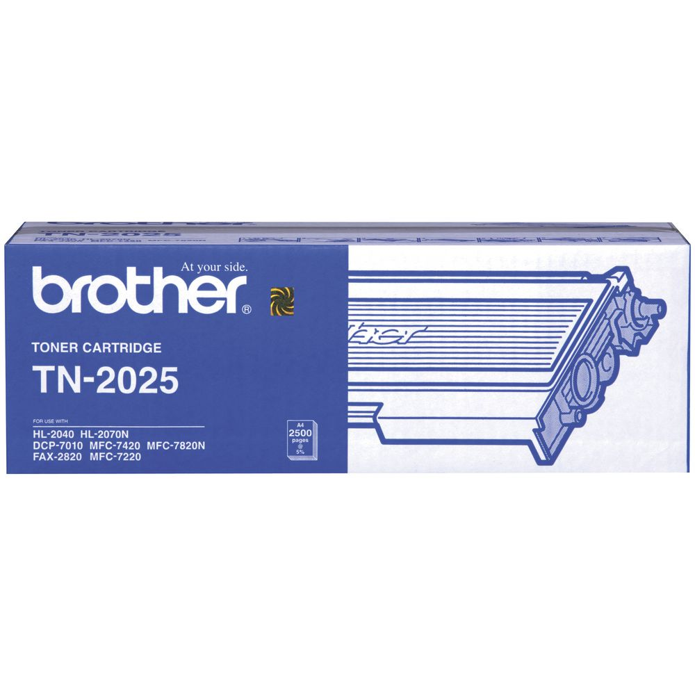 BROTHER TONER TN-2025