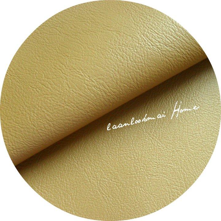 LH10 : หนังเทียมสีเนื้อ แบ่งขาย 1 หน่วย = ขนาด1/4 หลา : 45X 65 cm