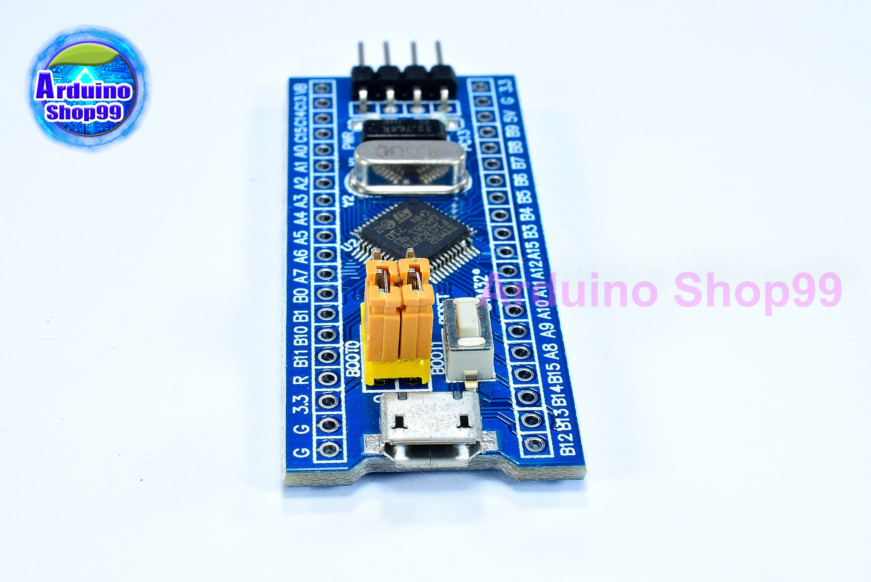 STM32F103C8T6 minimum system board microcontroller core board STM32 ARM