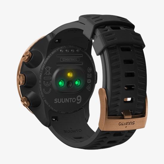 SUUNTO นาฬิกาออกกำลังกาย Suunto 9 Baro Copper 11