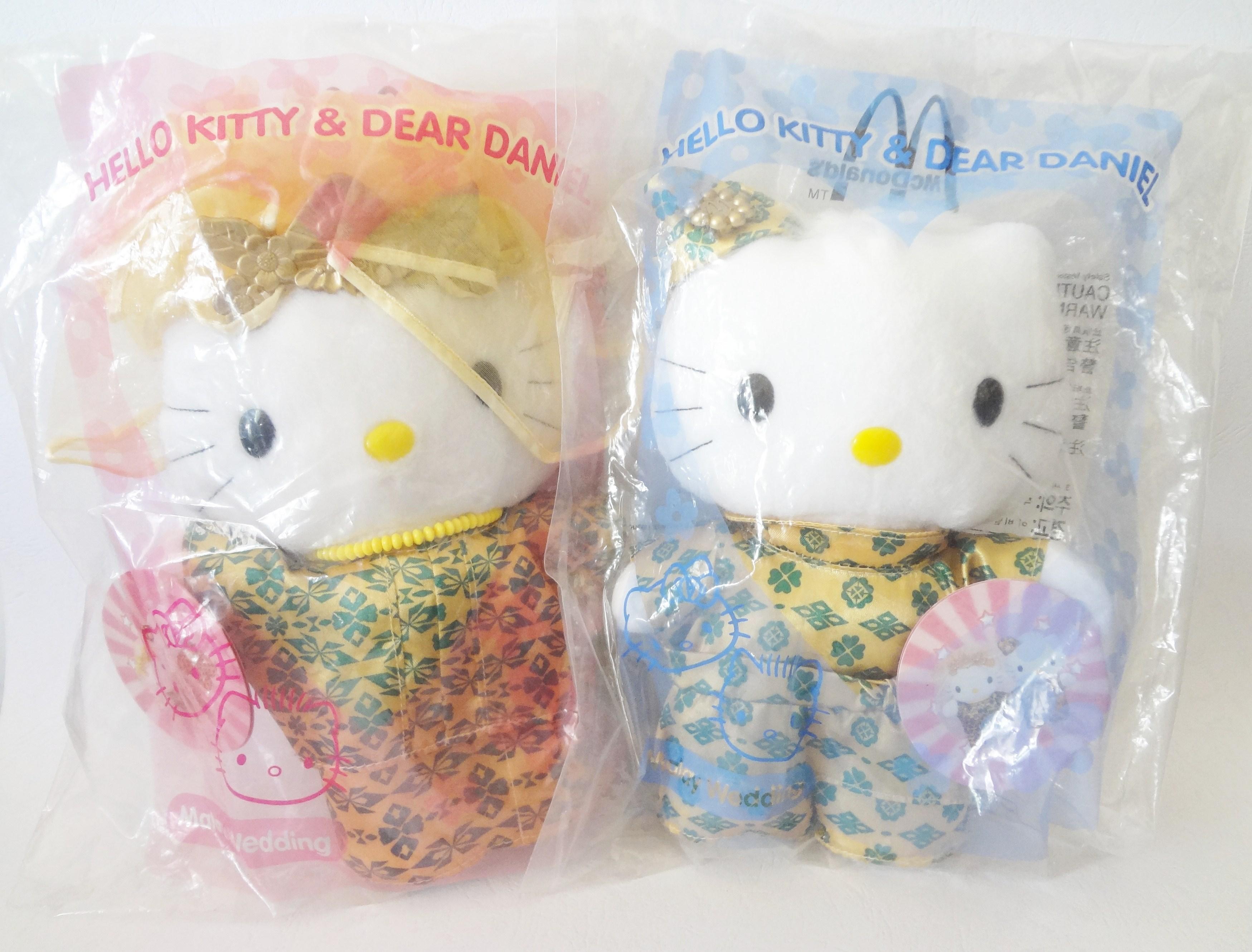 ตุ๊กตา Hello Kitty-Malay Wedding