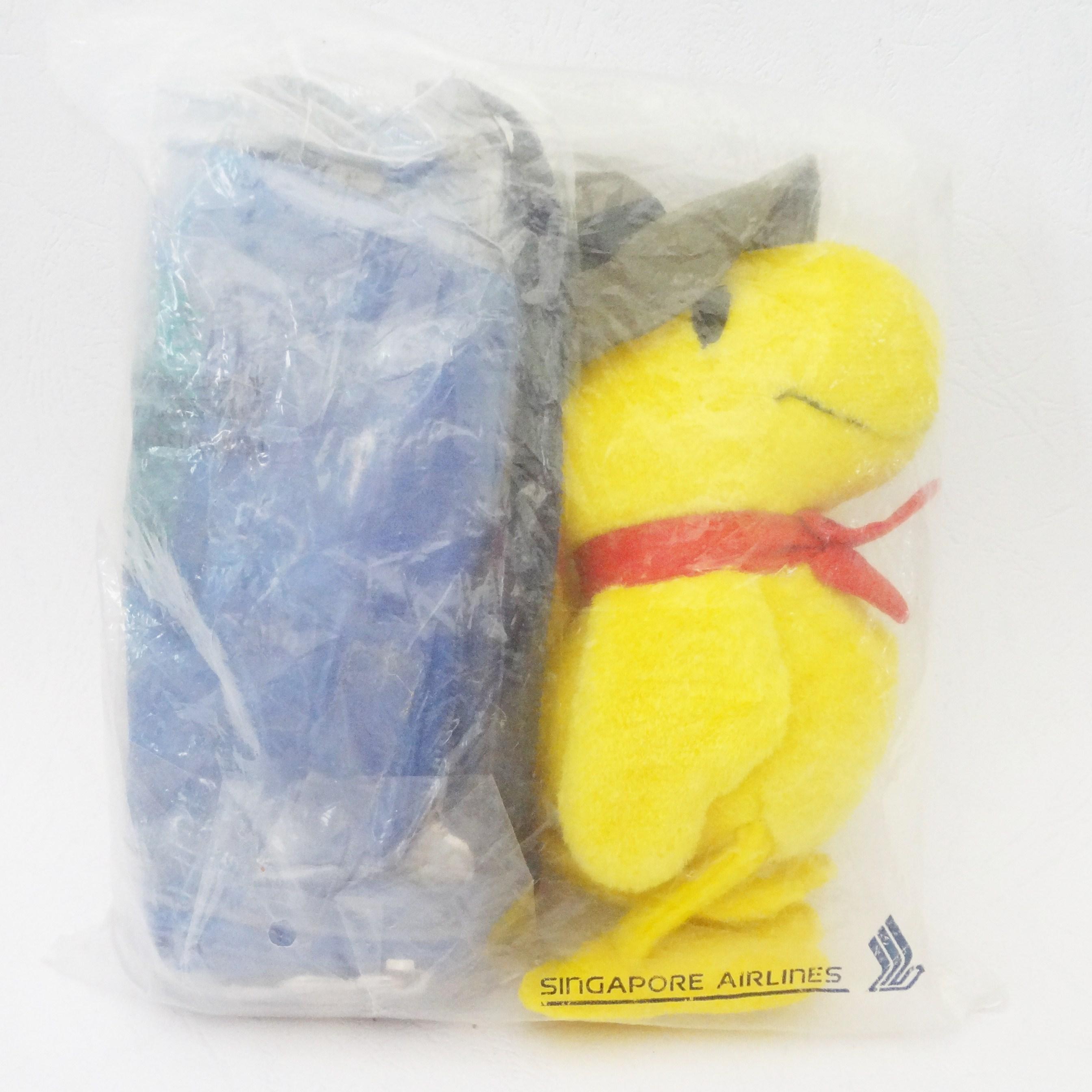 ตุ๊กตา Woodstock พร้อมกระเป๋าใส่ของ