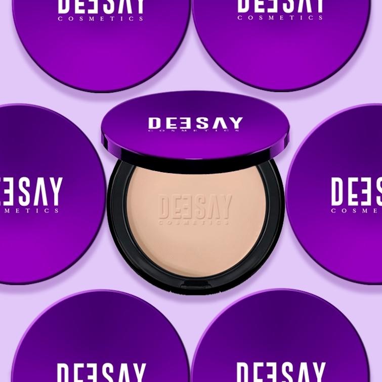แป้งดีเซย์ แก้มบุ๋ม DEESAY Bright Skin Color Control Foundation Powder SPF 30 PA +++