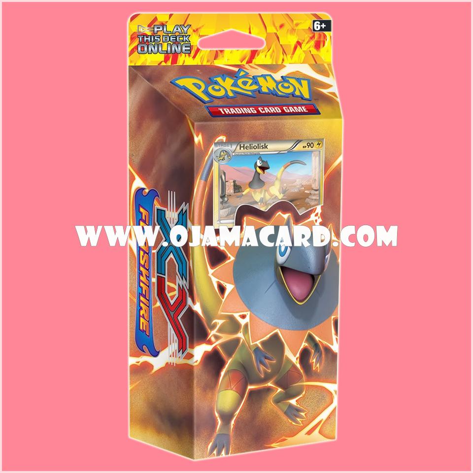 Pokémon TCG XY—Flashfire : Brilliant Thunder Theme Deck