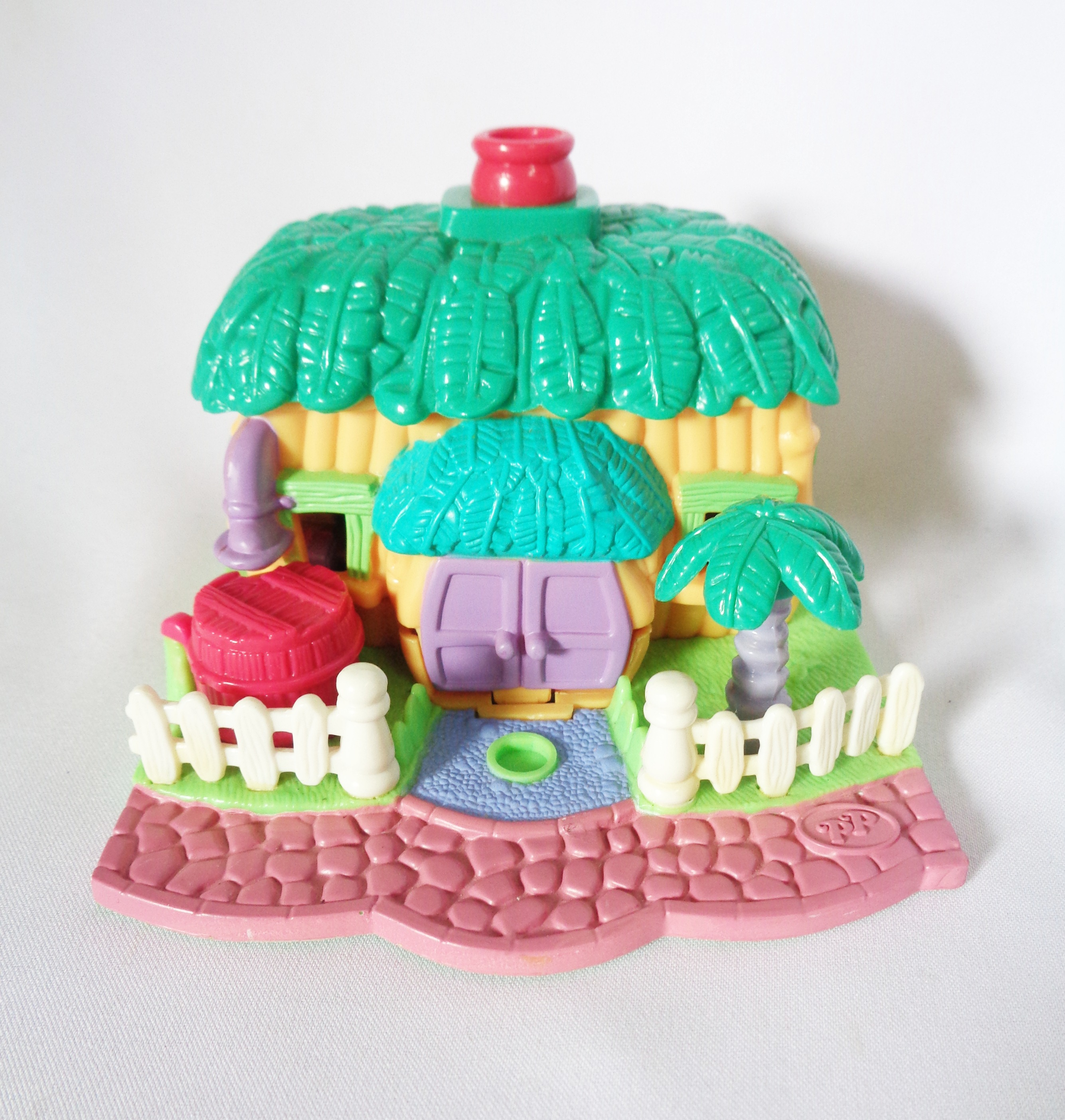 Polly Pocket : Elephant House Animal Wonderland