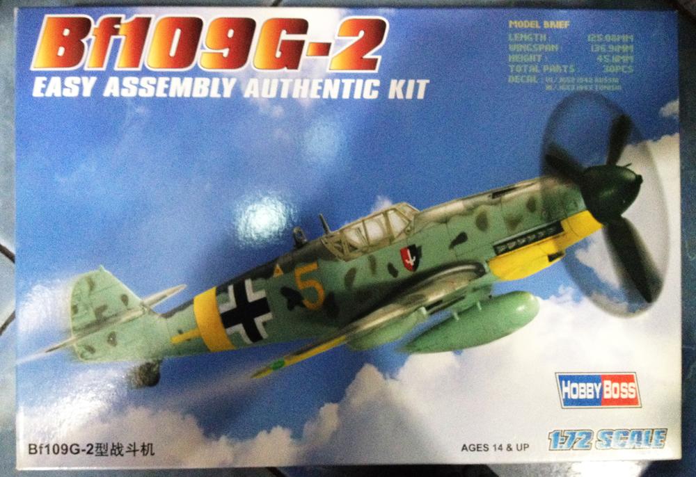 1/72 Bf109G-2