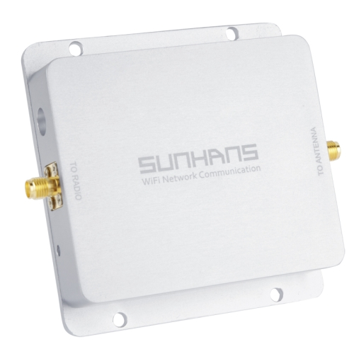 SUNHANS รุ่น SH24Gi4000 booster wifi 36dBm (4w)