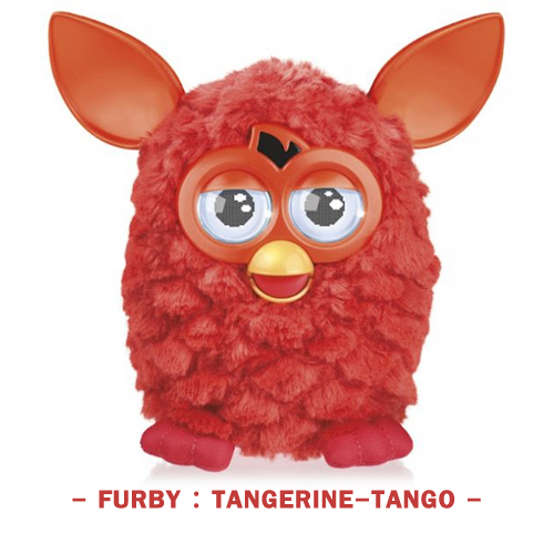 Furby Orange