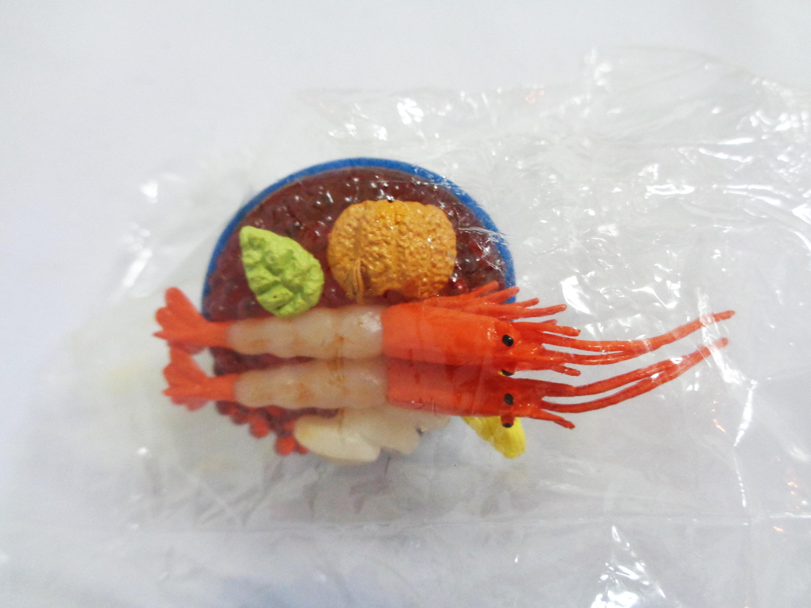 ของจิ๋ว Re-ment - Premium Finest Gokujo Sushi-Elegant