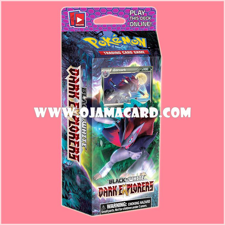 Pokémon TCG Black & White—Dark Explorers : Shadows Theme Deck