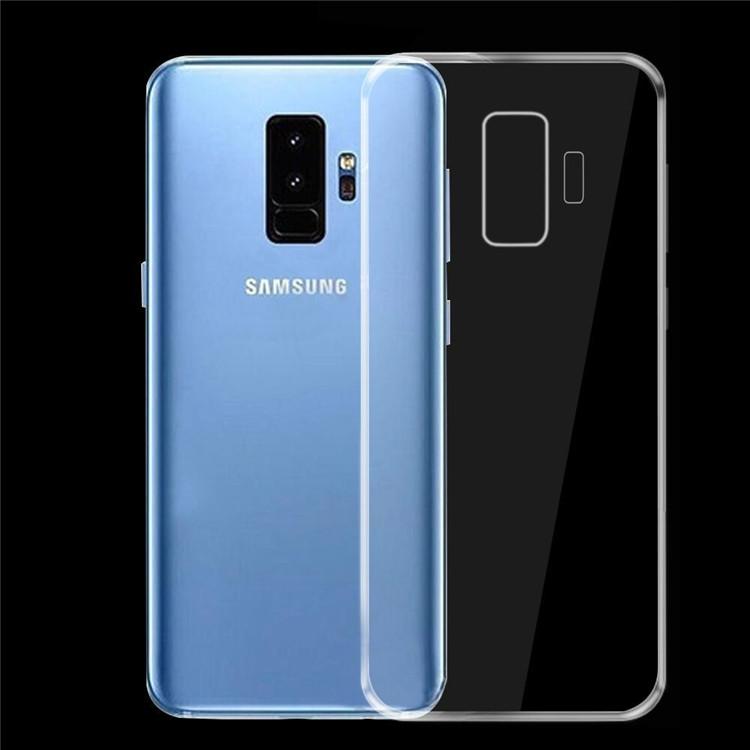 (436-348)เคสมือถือซัมซุง Case Samsung S9 เคสนิ่มใสคลาสสิค