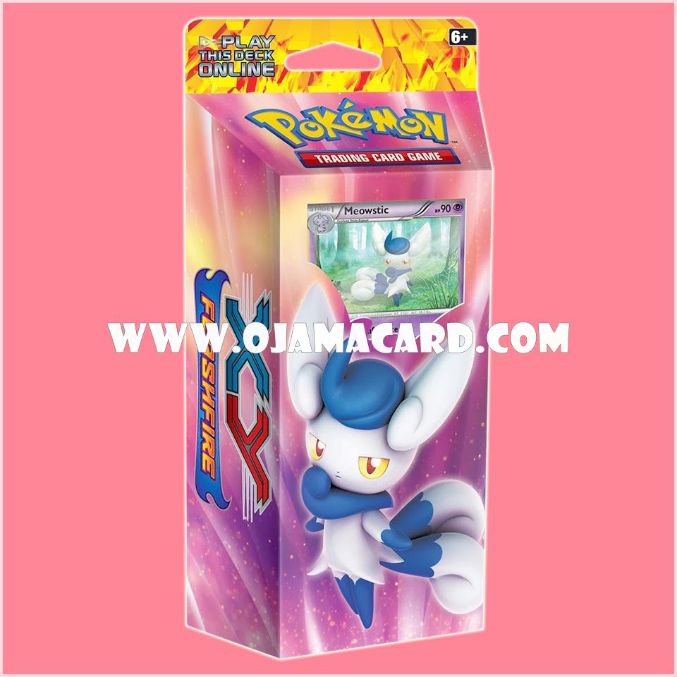 Pokémon TCG XY—Flashfire : Mystic Typhoon Theme Deck