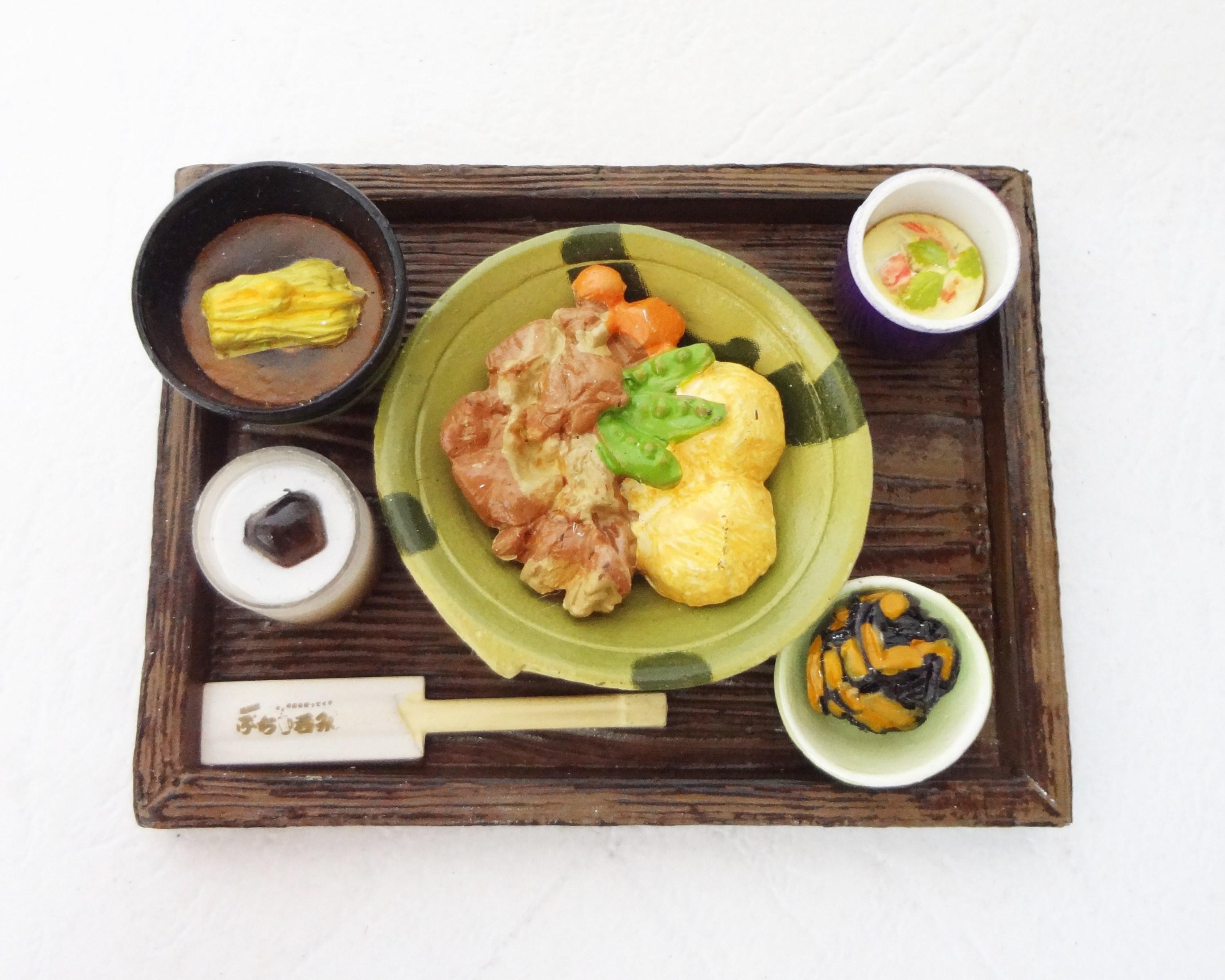 Re-Ment ชุดอาหารญี่ปุ่น