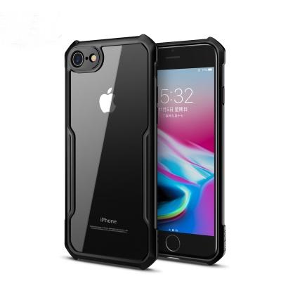 (705-010)เคสมือถือไอโฟน Case iPhone7 Plus/iPhone8 Plus เคสยางกันกระแทกสวยใสเบาอึดถึกทนยอดฮิต