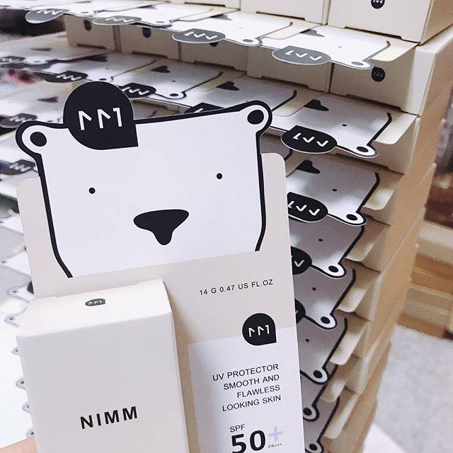 NIMM UV Protection Cream Smooth Skin ครีมกันแดด หมีนิมม์