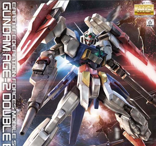 MG AGE-2 Double Bullet