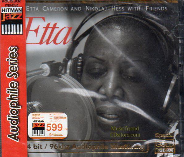 CD,Etta (Gold CD)