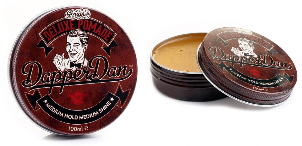 Dapper Dan Deluxe Pomade (Water Based)