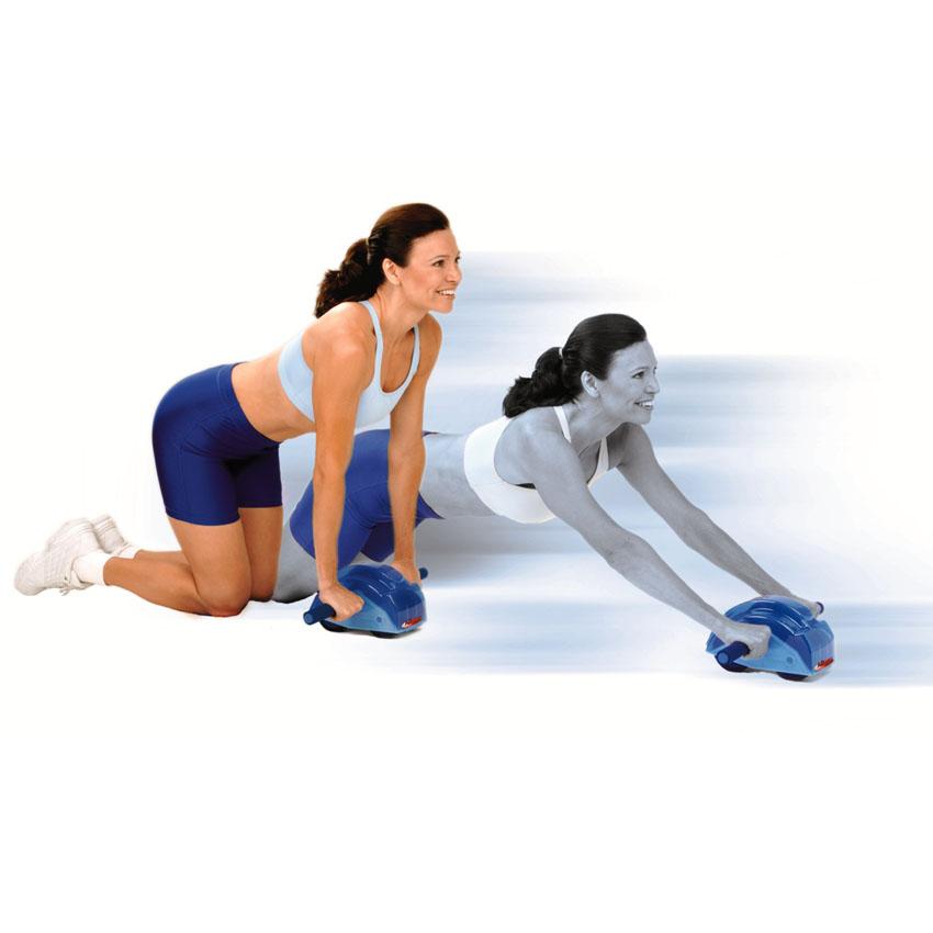Sunny Health & Fitness Roller Slide
