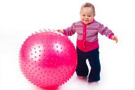 ลูกบอลโยคะนวดกาย บริหารกาย 55cm