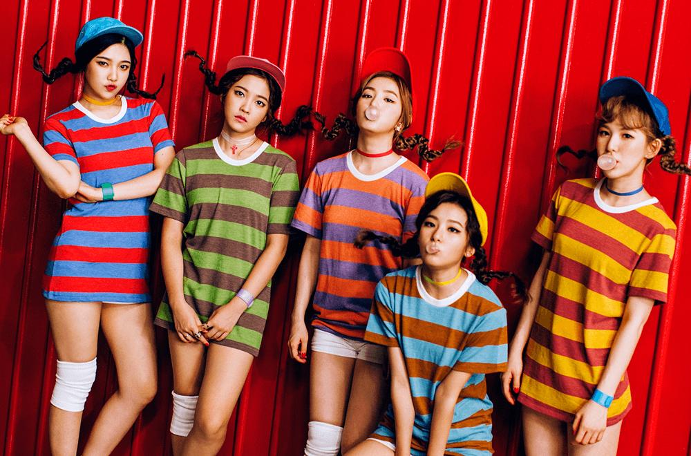 ผลการค้นหารูปภาพสำหรับ Red Velvet
