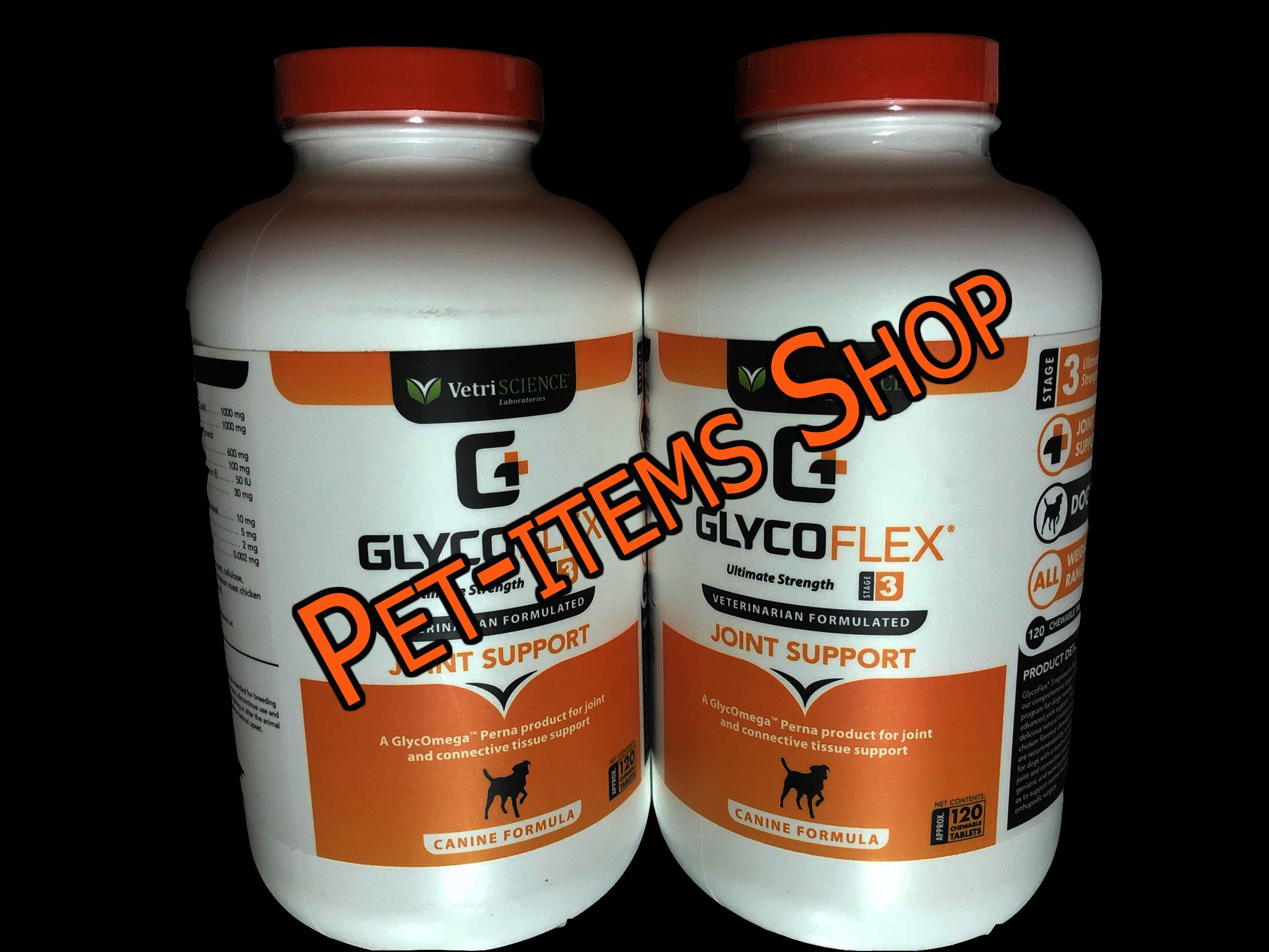 GlycoFlex lll (120 Tabs)