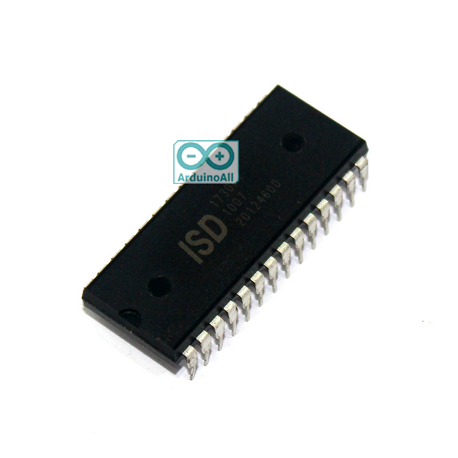 IC ISD1730PY Multi-Messages Voice Record & Playback ISD1730PY