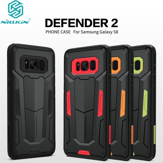 Samsung S8 Plus - เคสกันกระแทก ทรงถึก Nillkin Defender 2 แท้