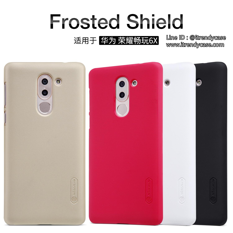 Huawei GR5 2017 - เคสหลัง Nillkin Super Frosted Shield แท้