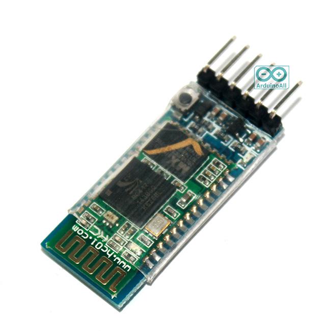 Bluetooth Serial Module (HC-05 Master/Slave mode)