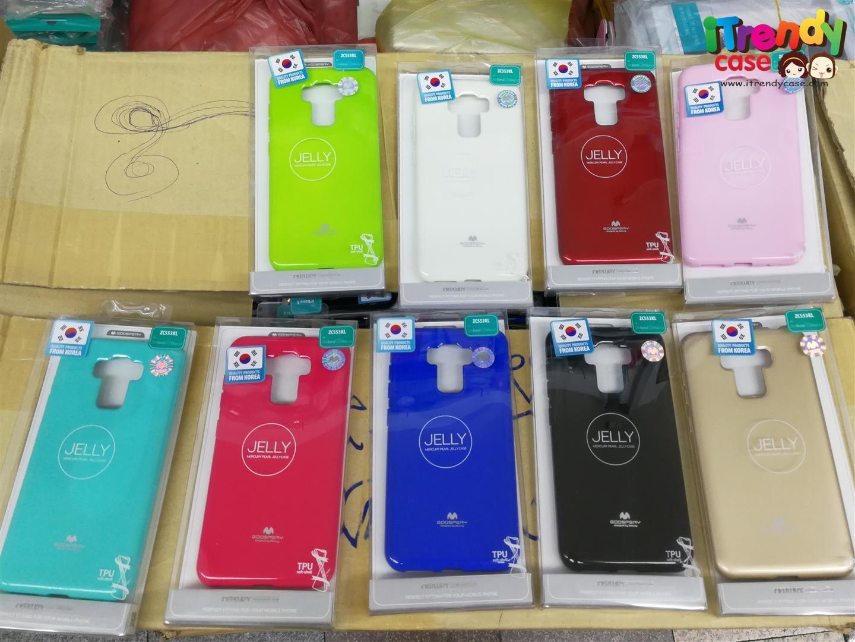 ASUS ZenFone 3 Max 5.5 - เคส TPU Mercury Jelly Case (GOOSPERY) แท้