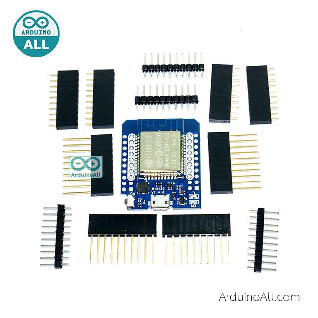 บอร์ด ESP32 MH-ET LIVE ESP32 development board ESP32 Mini kit