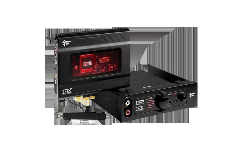 Creative Sound Blaster Recon3D Fatal1ty Champion