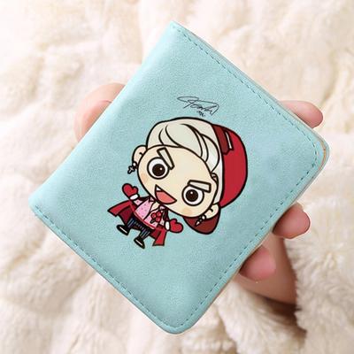 กระเป๋าสตางค์ Cartoon GOT7 Jackson /B