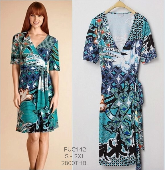 PUC142 Preorder / EMILIO PUCCI DRESS STYLE