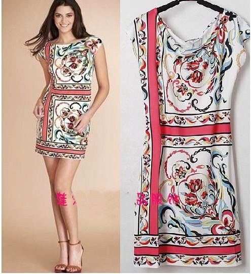 PUC116 Preorder / EMILIO PUCCI DRESS STYLE