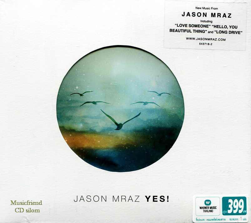 Jason Mraz - Yes! (2014)