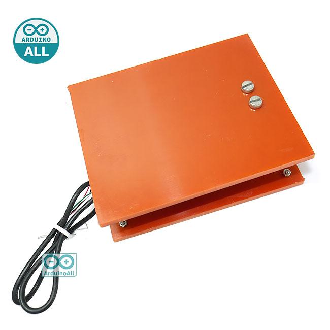 Load cell 20kg + base kit ชุดเซนเซอร์วัดน้ำหนัก 20kg พร้อมฐานชั่ง