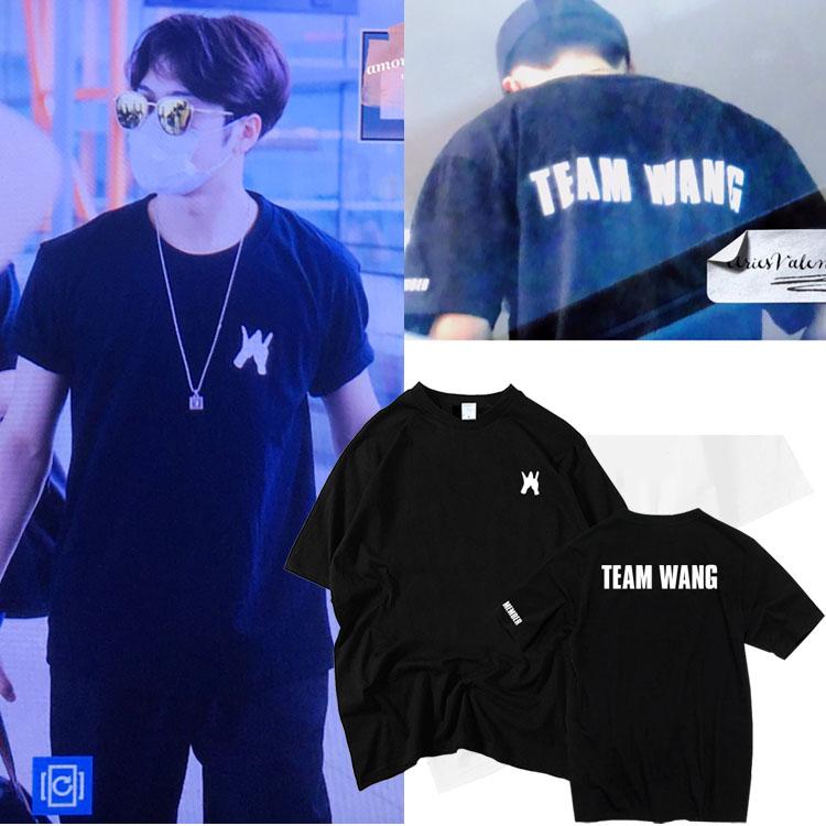เสื้อยืด TEAM WANG Sty.Jackson -ระบุสี/ไซต์-