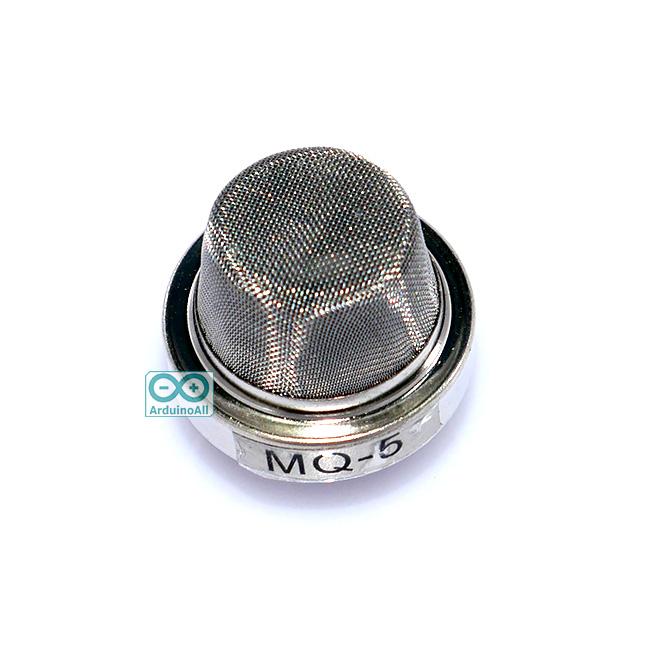 MQ5 Gas Sensor LPG, Methane MQ-5