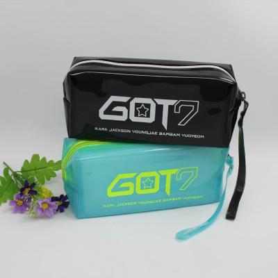 กระเป๋าดินสอ PVC GOT7 / ระบุสี