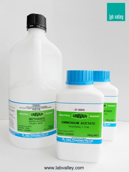 เคมีภัณฑ์, ผลิตภัณฑ์ Ajax Finechem
