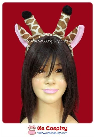 ที่คาดผมยีราฟ Giraffe Headband
