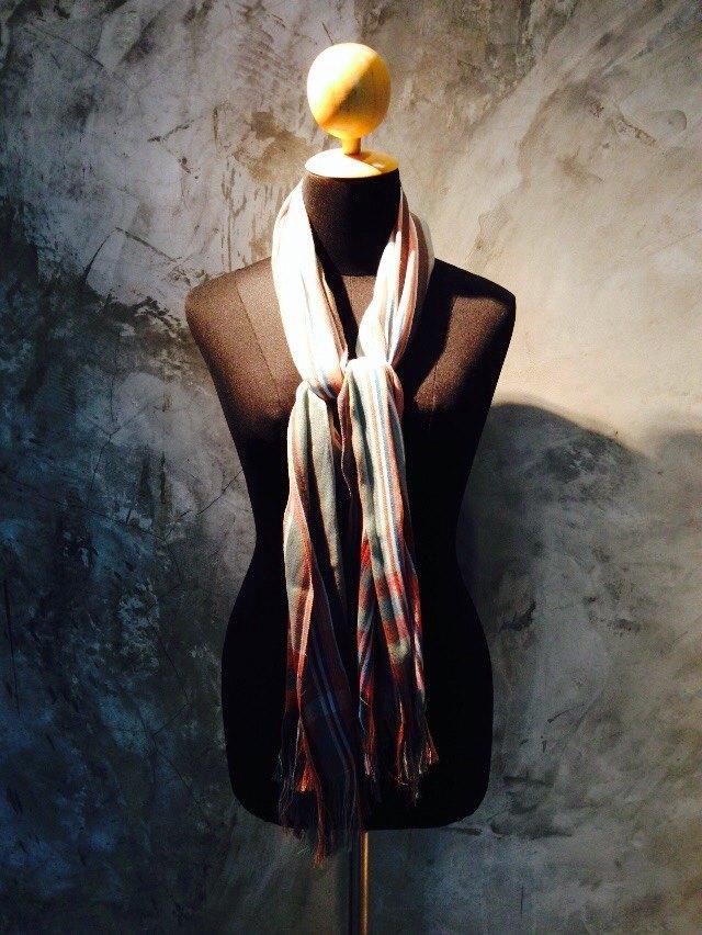 ผ้าพันคอ รุ่น : ชายครุย ขนาด 60x160 cm.