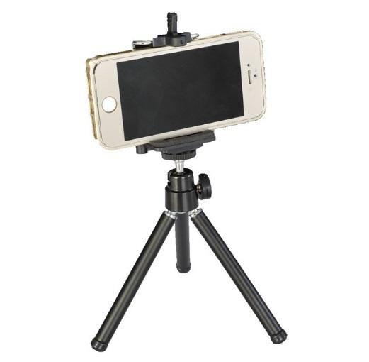 ขาตั้งกล้อง mobile holder สีดำ