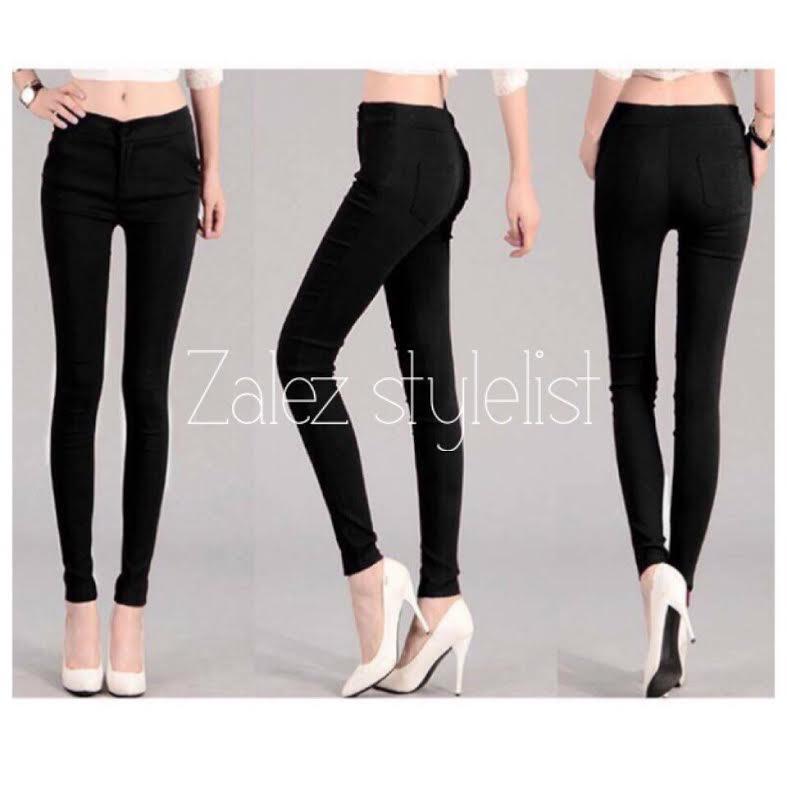 หมดค่ะ:Zara Super Skinny High Waist Long Pants กางเกงทรงแนบตัวพอดีขาคล้ายเล็กกิ้งค่ะ แต่ผ้าไม่บางแบบเล็กกิ้งนะคะ ผ้าสวยมากออกเงานิดๆ ใส่เข้าทรงกระชับลำตัว กระดุมผ้า ใส่แล้วโชว์เรียวขา ผ้าใส่สบาย ผ้ายืดได้เยอะเนื้อแน่นเงา ทรงสวยเอวสูง ใส่ทำงาน ใส่เที่ยวได้