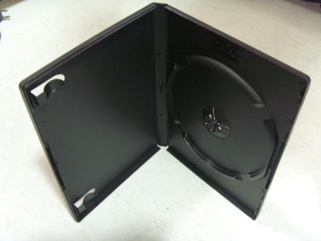 กล่องใส่แผ่นDVD (1แผ่น)