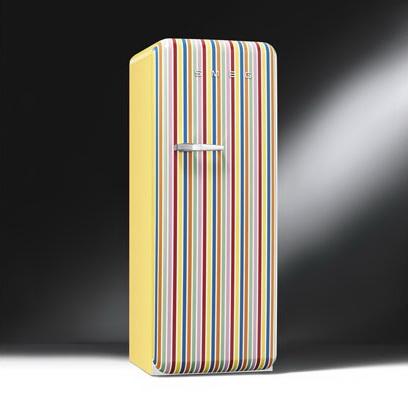 ตู้เย็น SMEG รุ่น FAB28RCS1 [สีลูกกวาด]